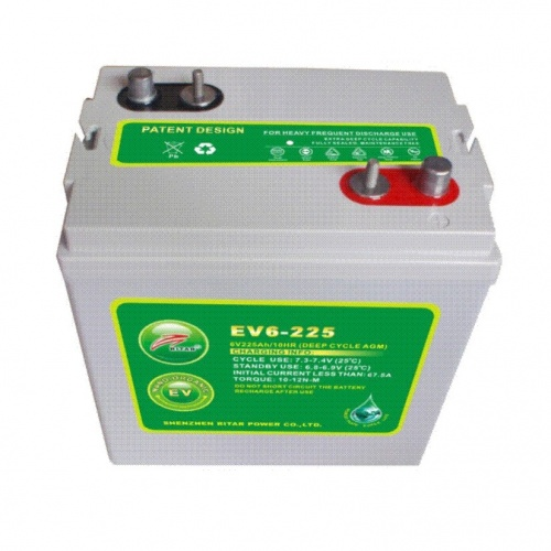 Electric Vehicle VRLA Batteries
